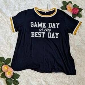 ‼️BOGO‼️🆕 Loralette Game Day Graphic Tee
